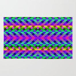 Rainbow Scaffolding Rug