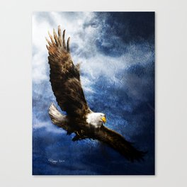 The Eagle Canvas Print