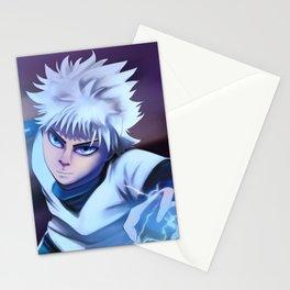 KILLUA ZOLDYCK Stationery Cards