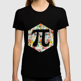 Math in color (little) T-shirt