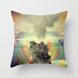 As We Know It Throw Pillow