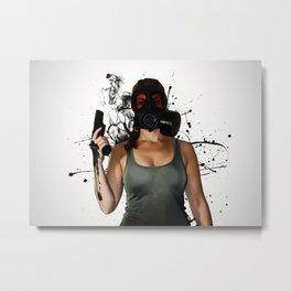 Bellatrix - Horizontal Metal Print