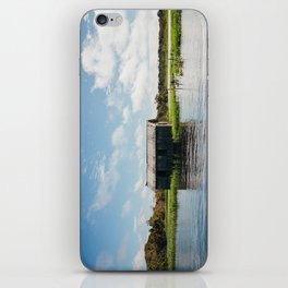 House on Water iPhone Skin