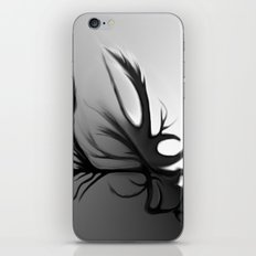 The Double Edged Tree I iPhone & iPod Skin