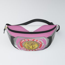 Mighty Morphin - Pink Rangers Fanny Pack