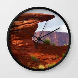 Layers of Time Wall Clock