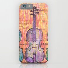 Violin, music to my ears Slim Case iPhone 6s