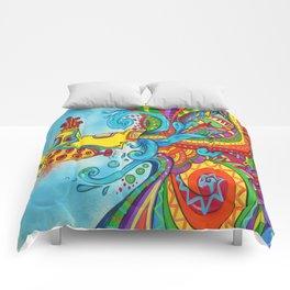 The Yellow Submarine Comforters