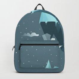 bear ice land Backpack
