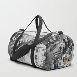 Daguerre In Time! Duffle Bag
