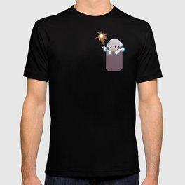 Pocket healer Zenny T-shirt
