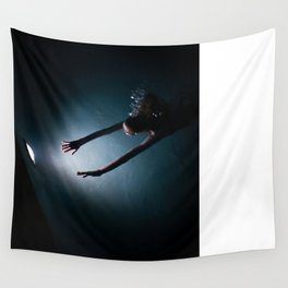 Open Your Eyes Wall Tapestry