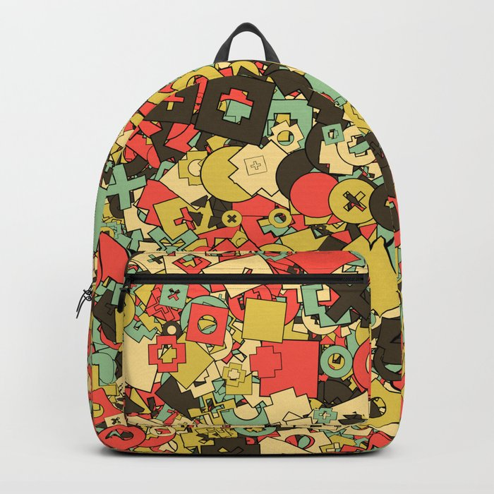 Nineteen Shapes Backpack