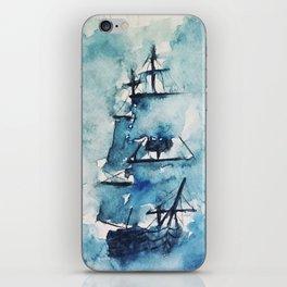 Sailing Ship iPhone Skin