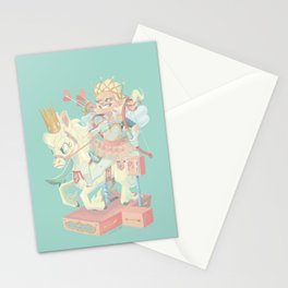 Horsegirl of the Apocalypse: CONQUEST  Stationery Cards