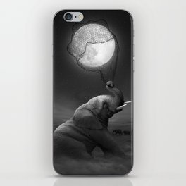 Bringing Light to the Darkness iPhone Skin
