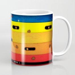 Dig Dug Unicorn Coffee Mug