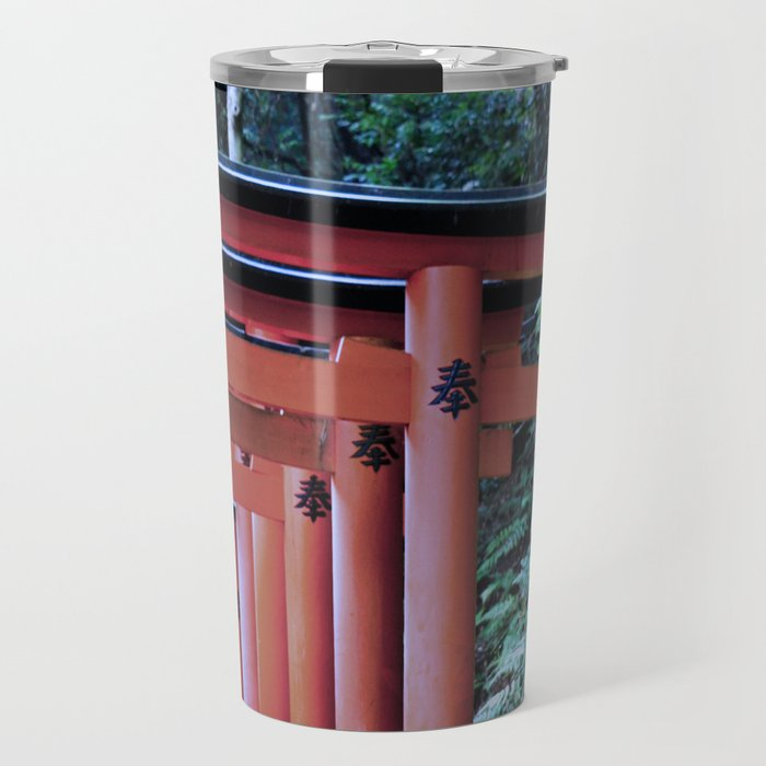 Inari Gates Galore Travel Mug