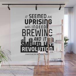 Revolution Wall Mural