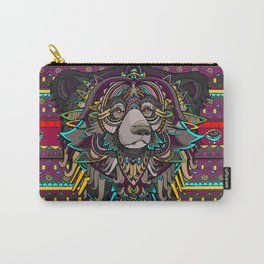 LAZY SLOTH Carry-All Pouch