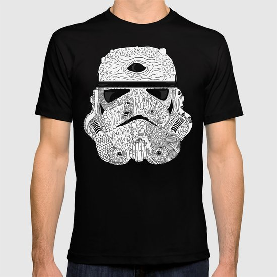 Gore Trooper Blk/Wht T-shirt
