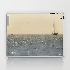 Float On Laptop & iPad Skin