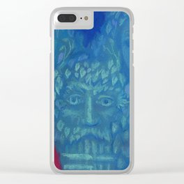 Hexentanz / Dance of the witches Clear iPhone Case