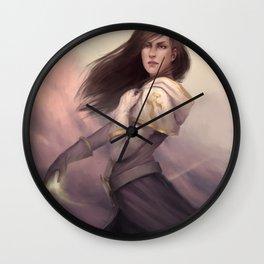 Priest Wall Clock