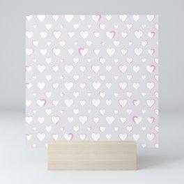 Made for you my heart 34 Mini Art Print
