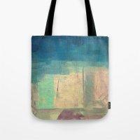 buddhism Tote Bags featuring गौतम की जागृति (Gautama's Awakening) by Fernando Vieira