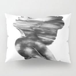 Dissolve // Illustration Pillow Sham