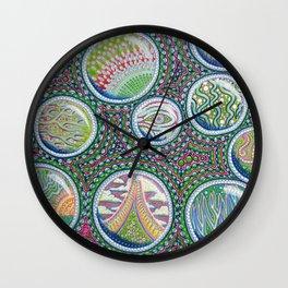 Many Worlds Wall Clock