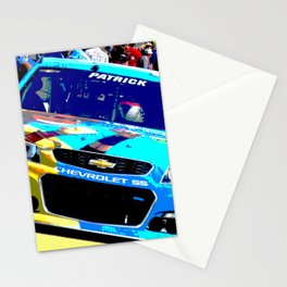 Danica Patrick Poster Stationery Cards