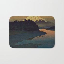 Sunset at Aga Bath Mat