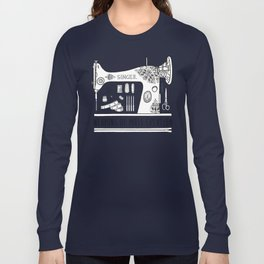 Weapons Of Mass Creation - Sewing Long Sleeve T-shirt