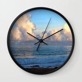 Islander Evening Wall Clock