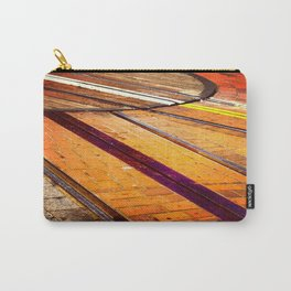Cable Car Spin Carry-All Pouch