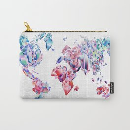 Crystal World Carry-All Pouch