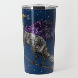 Midnight Vixen Travel Mug