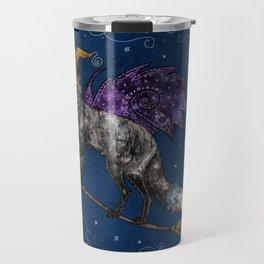 Midnight Vixen Travel Mug