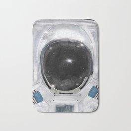 space selfie Bath Mat