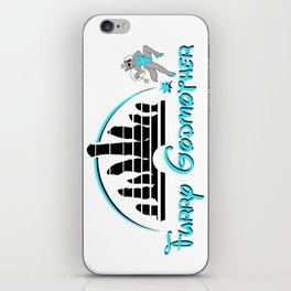 Furry Godmother iPhone Skin