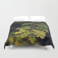 gem Duvet Covers featuring Hidden Gem by Amelia Kay Photography