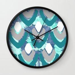 Mermaid Marmalade Wall Clock