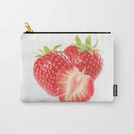 Strawberry 1 Carry-All Pouch