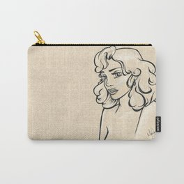 Beauty Mark Carry-All Pouch