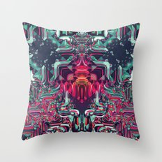 Astronaut Candy Throw Pillow