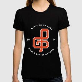 Giants World Series Celebration print T-shirt