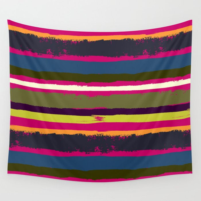 Spurious Rainbow Wall Tapestry