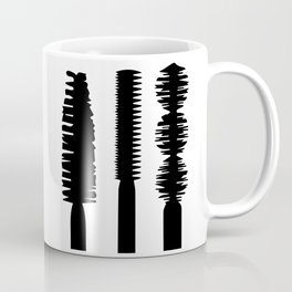 Mascara Coffee Mug